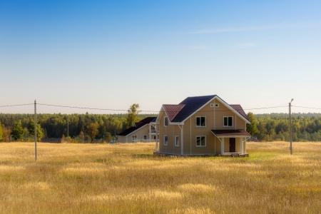 Дом возле леса по Ярославскому шоссе