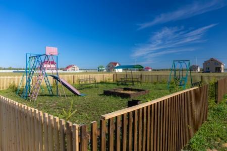 Поселок Зеленцино с развитой инфраструктурой